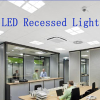 LED RECESED LIGHTING
