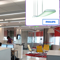 LED SURFACE & SUSPENDED LIGHTING