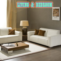 LIVING & BEDROOM