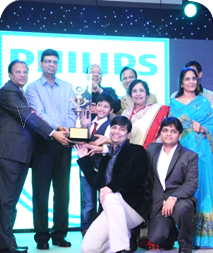 All India Highest Turnover Award