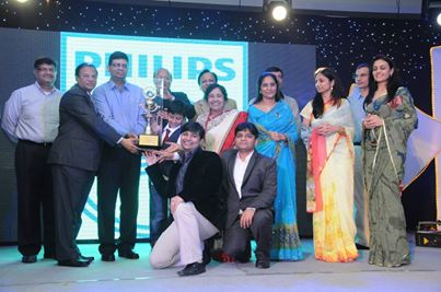 Philips All India Highest Turnover Award