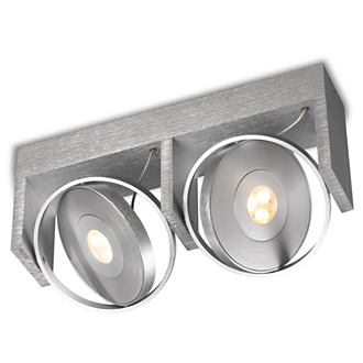 53152 bar spot LED aluminium